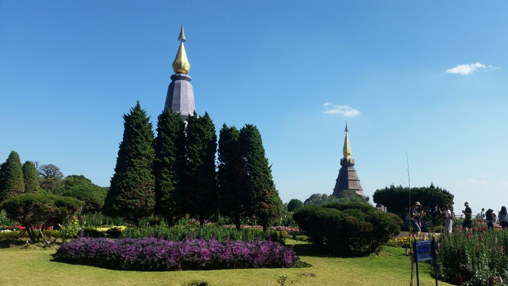 The Royal Twin Pagoda
