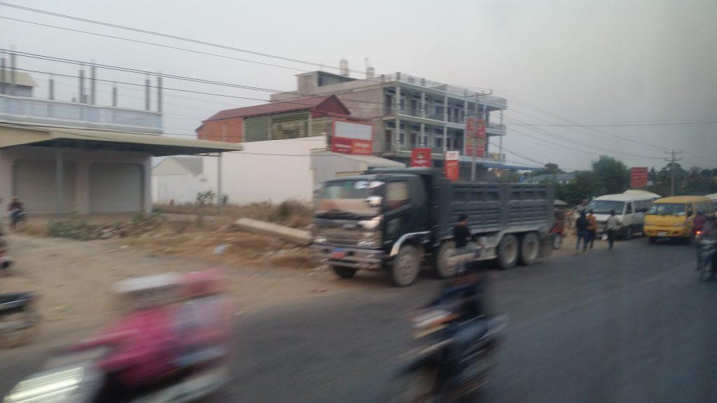 Cambodian Highway Code