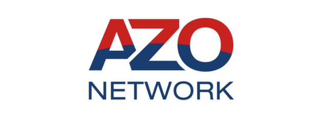 AZO Network logo