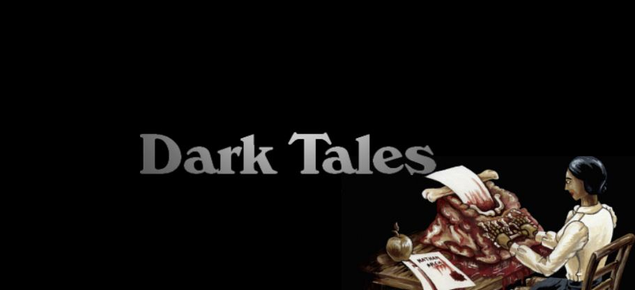 Dark Tales Facebook Banner